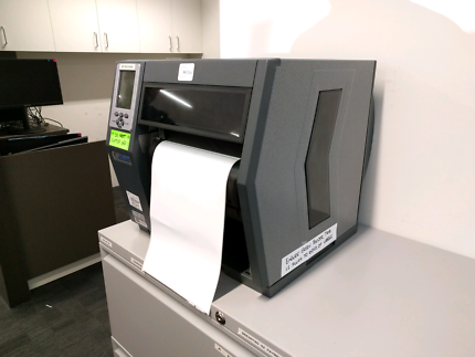 Zebra gk420d thermal label receipt printer printers scanners thermal label printer datamax reheart Image collections