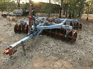 German hoe bunch plow