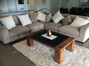 Lounge suite from ex display home (other furniture sold separately) Carrara Gold Coast City Preview