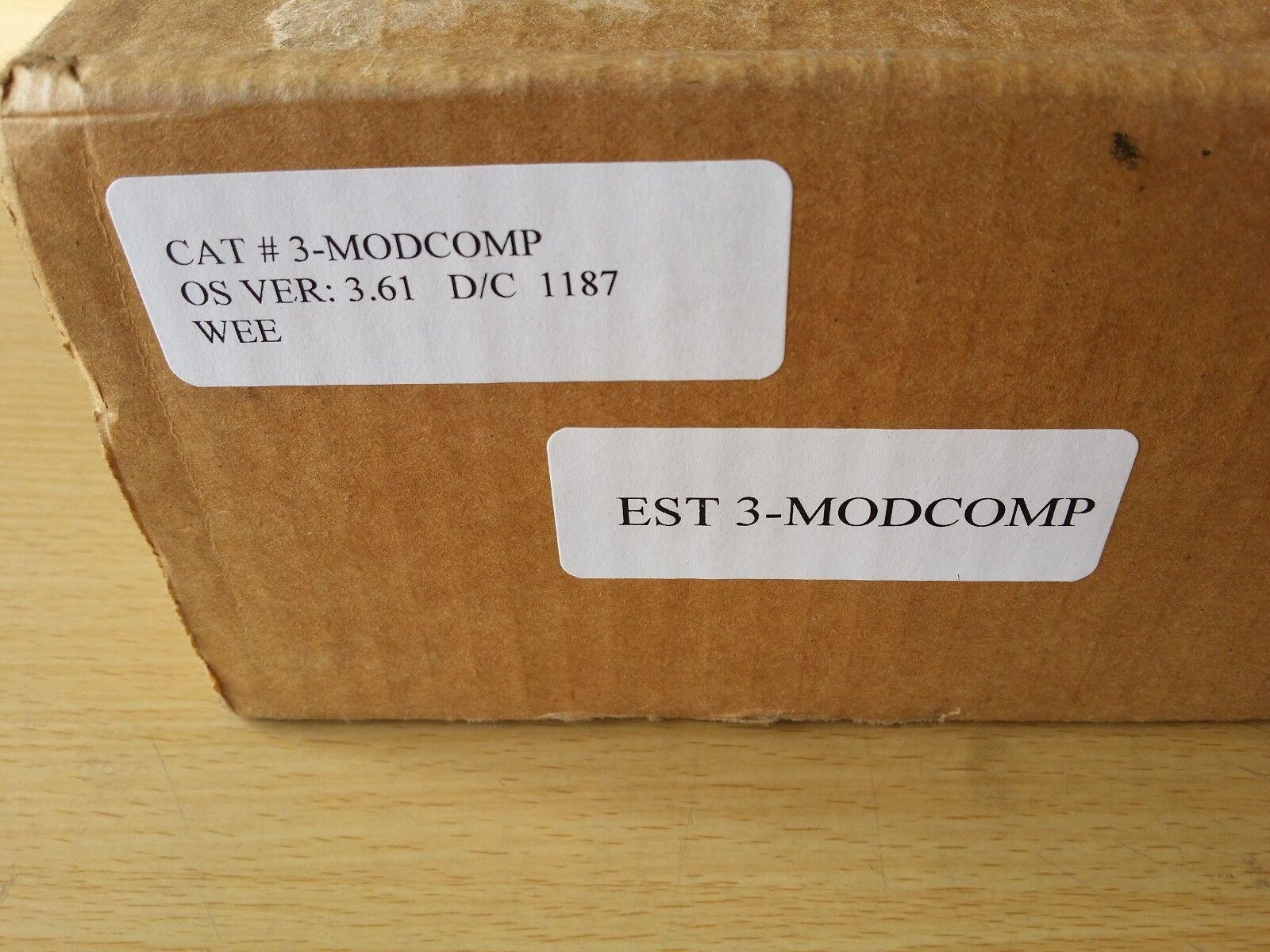 New EDWARDS EST 3-MODCOMP  MODEM / COMMUNICATOR (DACT) PAGER INTERFACE
