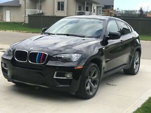 2014 BMW X6 xdrive 35i M sport package