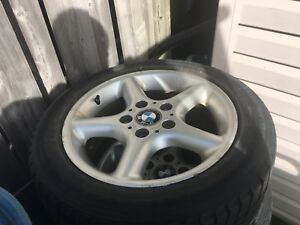 BMW mags wheels