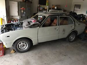 1977 Toyota Corolla KE30 Project Runs Drives May Swap Trade Windsor Hawkesbury Area Preview