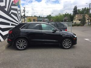 2017 Audi Q3 - lease takeover