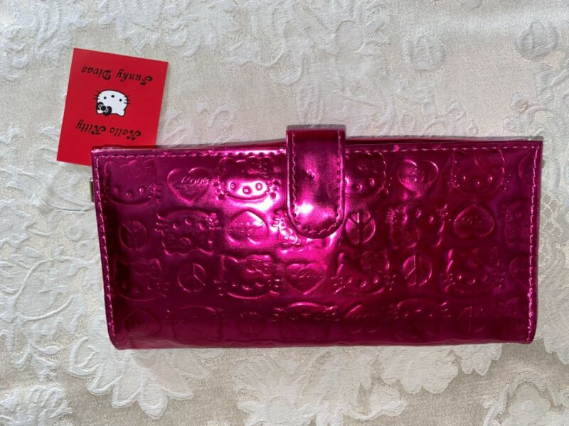 Hello Kitty Wallet Pink