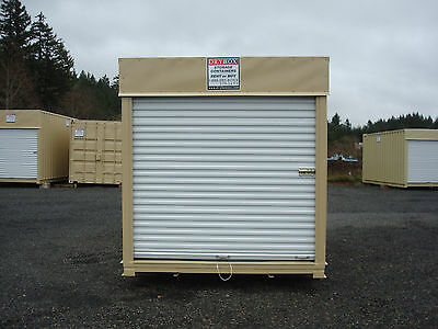 10' Custom Shipping Container Cargo Container Storage Container in Chehalis, WA