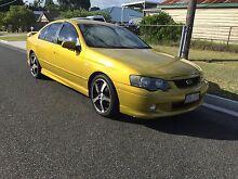 2003 Ford Falcon XR6 Turbo Very Low Kilometres RWC REGO Brighton Brisbane North East Preview
