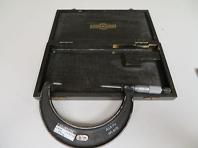 Moore Wright 75-100mmmetric Point Micrometer - Fs22