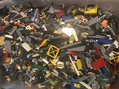 LEGO 10 Lb Bulk lot Random Pull Authentic Educational Lego Mix