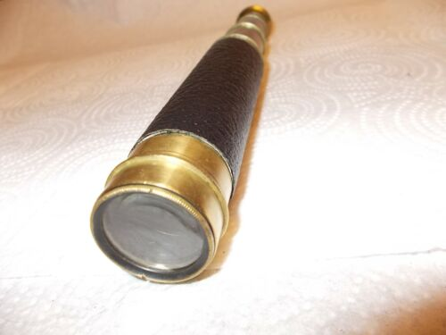 Small, Functional Antique Telescope, early 1900s