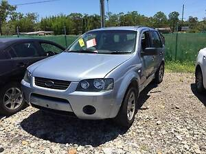 WRECKING 2007 FORD TERRITORY GOOD FRONT END Willawong Brisbane South West Preview