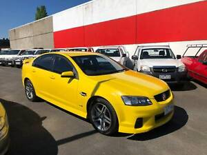 2011 Holden Commodore SV6 Automatic Sedan Lilydale Yarra Ranges Preview
