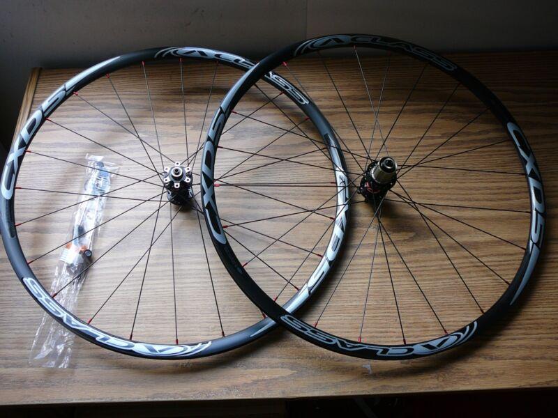 Alex CXD-5 Road/Cyclocross Bicycle 700c Wheelset Disc Brake Rims 9/10/11