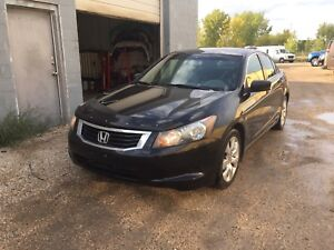 2008 Honda Accord fresh safety , clean title for sale