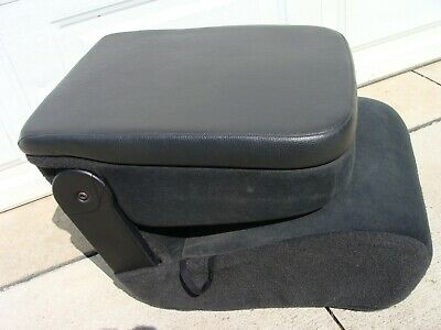 02 08 Dodge Ram 1500 2500 3500 cloth center console front center jump seat