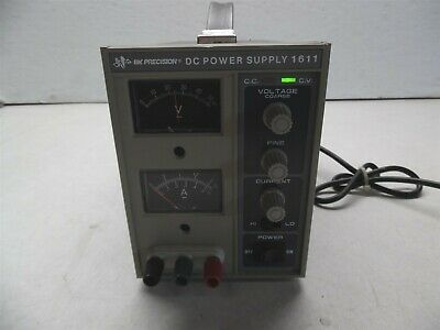 Bk Precision 1611 Dc Power Supply