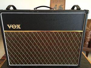 Vox amplifier AC30 Mosman Park Cottesloe Area Preview