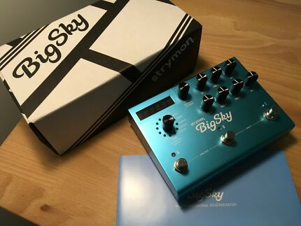 Strymon BigSky - Mint Condition/As new