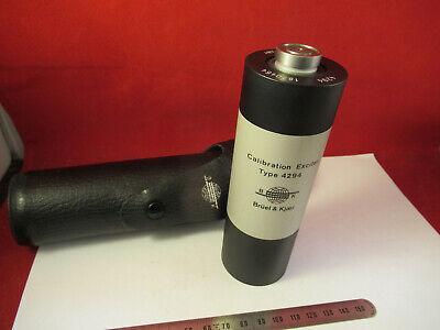 Bruel Kjaer 4294 Handheld Shaker For Accelerometer Testing As Pictured 12-b-10