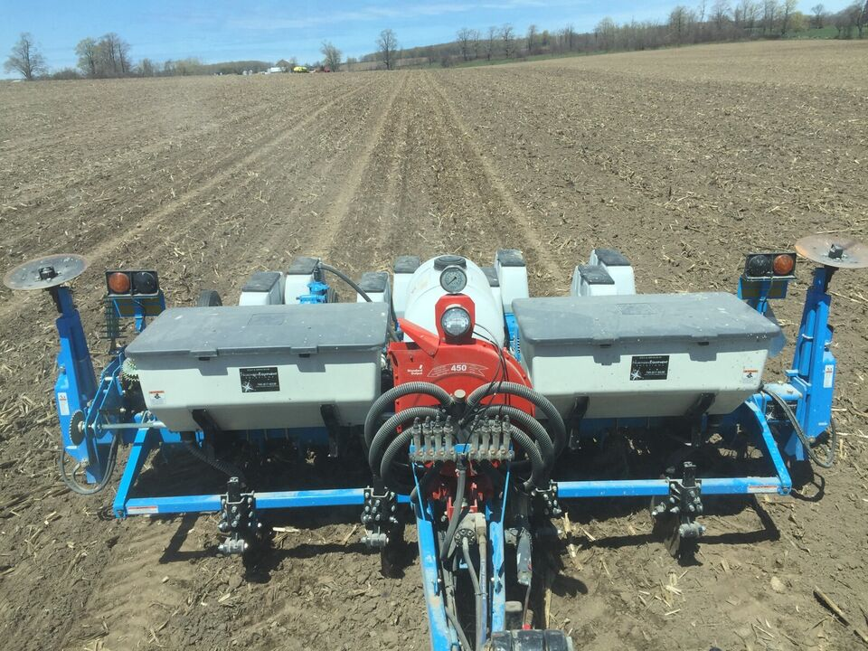 Used Monosem 4 Row Twin Planter For Sale Farming Equipment