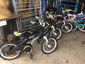 second hand bikes Redcliffe Belmont Area Preview