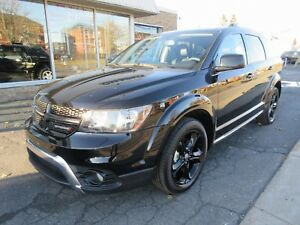 2017 Dodge Journey Crossroad *NAV.+DVD*
