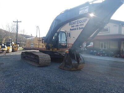 2009 John Deere 200d Lc Crawler Hydraulic Excavator Cab Ac Diesel Track Jd