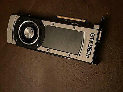NVIDIA GEFORCE GTX 980 Ti 6GB Graphics Card