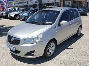 2008 Holden Barina Hatch 5 Door 105kms ABS Airbags (Drives Well) Wangara Wanneroo Area Preview