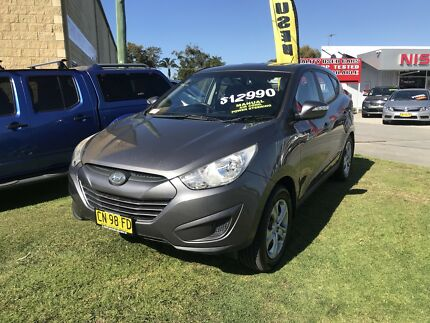 Hyundai IX35 West Ballina Ballina Area Preview