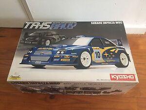 KYOSHO TR-15 RALLY SUBARU IMPREZA WRC BRAND NEW IN THE BOX Modbury Tea Tree Gully Area Preview