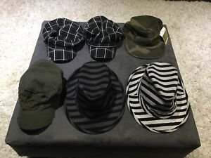 Assorted Hats Brand New w/Tags from Ardene