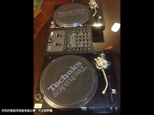 Technics 1210 m5g Forest Hill Whitehorse Area Preview