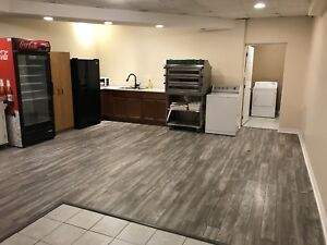 Newly renovated office space or apt for rent
