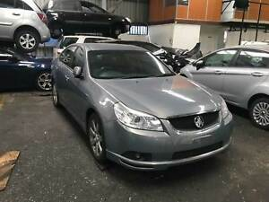 Holden Epica 2010 platinum wrecking Welshpool Canning Area Preview