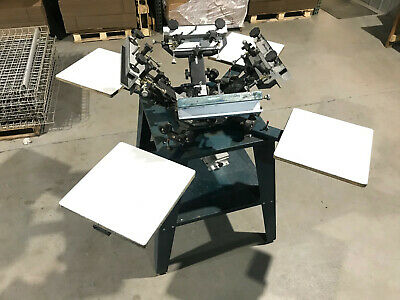 Screen Printing Equipment Screening Printer Conveyor Dryer Press Flash- Michigan