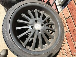 """17"""" Rims and Tyres 4x100 Maddington Gosnells Area Preview"""