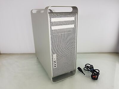 Apple Mac Pro 1,1 A1186 2 x Xeon 5150 2GB RAM 1 TB HDD Snow Leopard