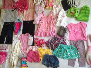 Girls clothes 18 m - 2T....ALL FOR $20!