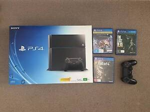 Playstation 4 + Fallout 4, The Last of Us, Destiny Islington Newcastle Area Preview