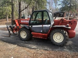 2001 manitou zoom boom (financing available)
