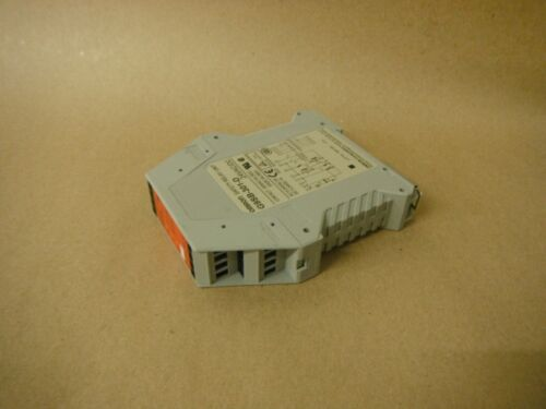 OMRON AUTOMATION G9SB-301-D SAFETY RELAY UNIT