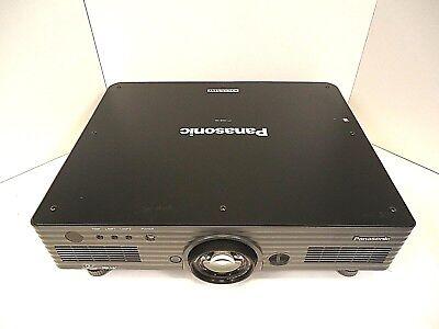 Panasonic DLP Projector PT-DW5100 Tested Good Working VGI - DVI - WXGA 5500