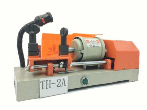 110V Standard Key Cut Engrave Machine US