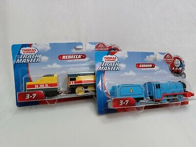 Thomas and Friends TrackMaster Motorized Gordon & Rebecca Lot Fisher Price New