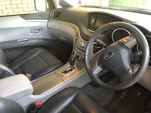 Subaru Tribeca 7 seater platinum pack