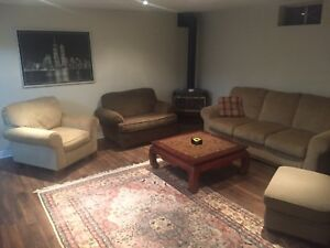 Furnished basement Apartment $1000/month