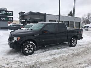 2011 Ford F-150 FX4 CREW CAB TOIT OUVRANT CUIR