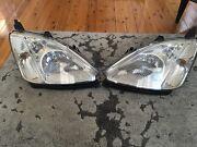 Honda Civic headlights hatch******2003 Greenacre Bankstown Area Preview