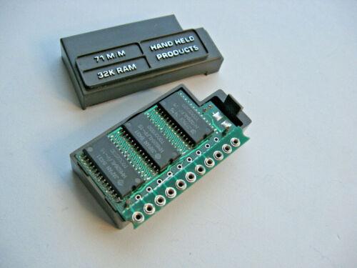 HHP 32K RAM Module for Hewlett Packard HP 71B calculator